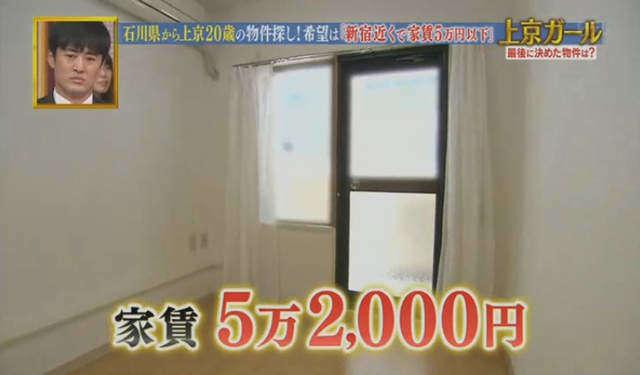 ค่าเช่าบ้าน 52,000 เยน หรือประมาณ 15,500 บาท!