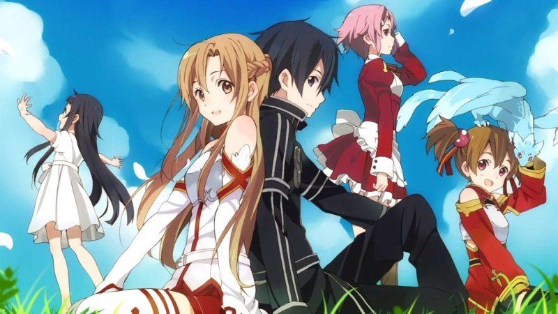 """""""Sword Art Online ซอร์ดอาร์ตออนไลน์"""" / ソードアート・オンライン"""