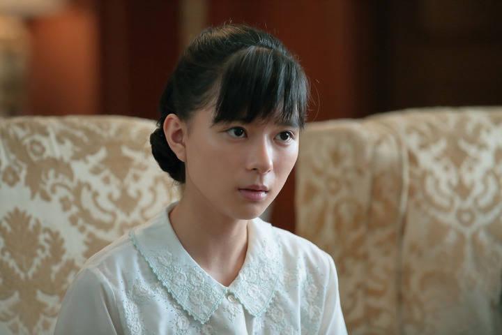 """เคียวโกะ โยชิเนะ แสดงในเรื่อง """"Beppin-san"""""""