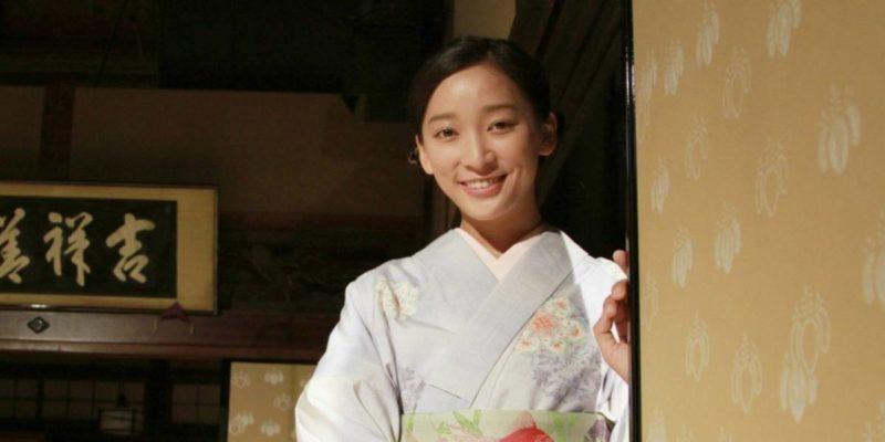 """แอน แสดงในเรื่อง """"Gochisōsan"""""""