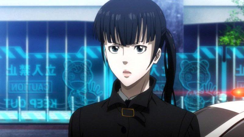 """คุนิซึกะ ยาโยอิ จากเรื่อง """"Psycho-Pass มาตรวัดอาชญากรรมอำมหิต"""""""