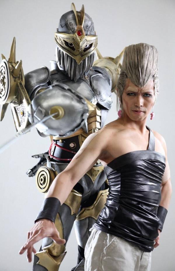 ฌอง ปิแอร์ โปลนาเรฟ cosplay