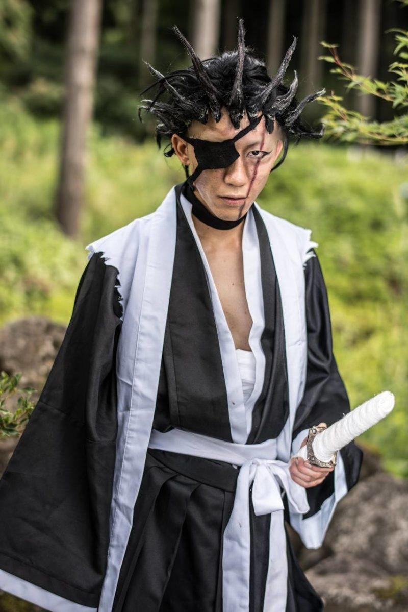 ซาราคิ เคมปาจิ cosplay