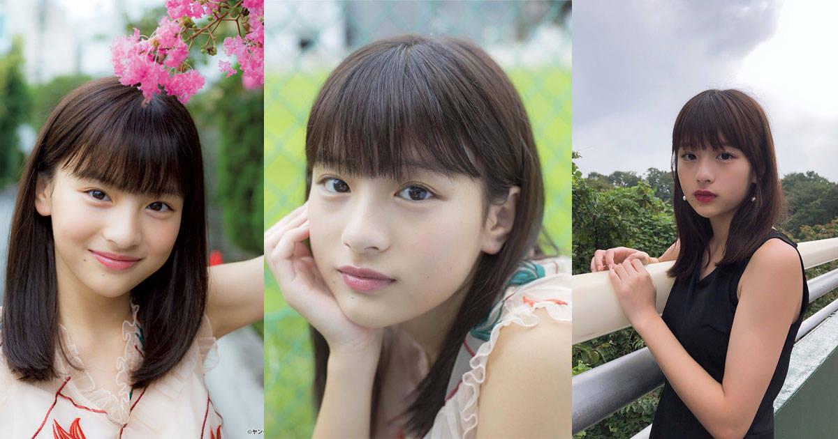 Deguchi Natsuki นางแบบสาวสวย