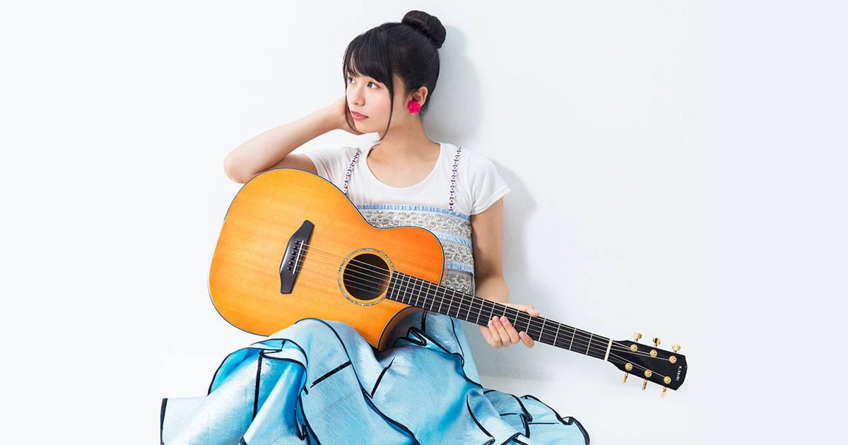 สาวคิมูจิจากญี่ปุ่น Adachi Kana นักร้องชื่อดังในหมู่วัยรุ่นญี่ปุ่น!