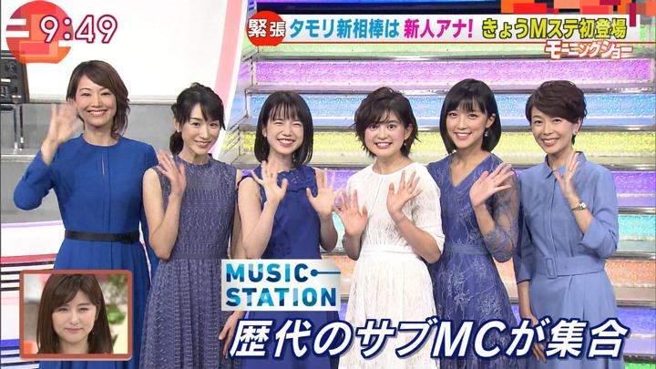 ภาพรวมผู้ช่วยพิธีกรของรายการ MUSIC STATION ทุกรุ่น