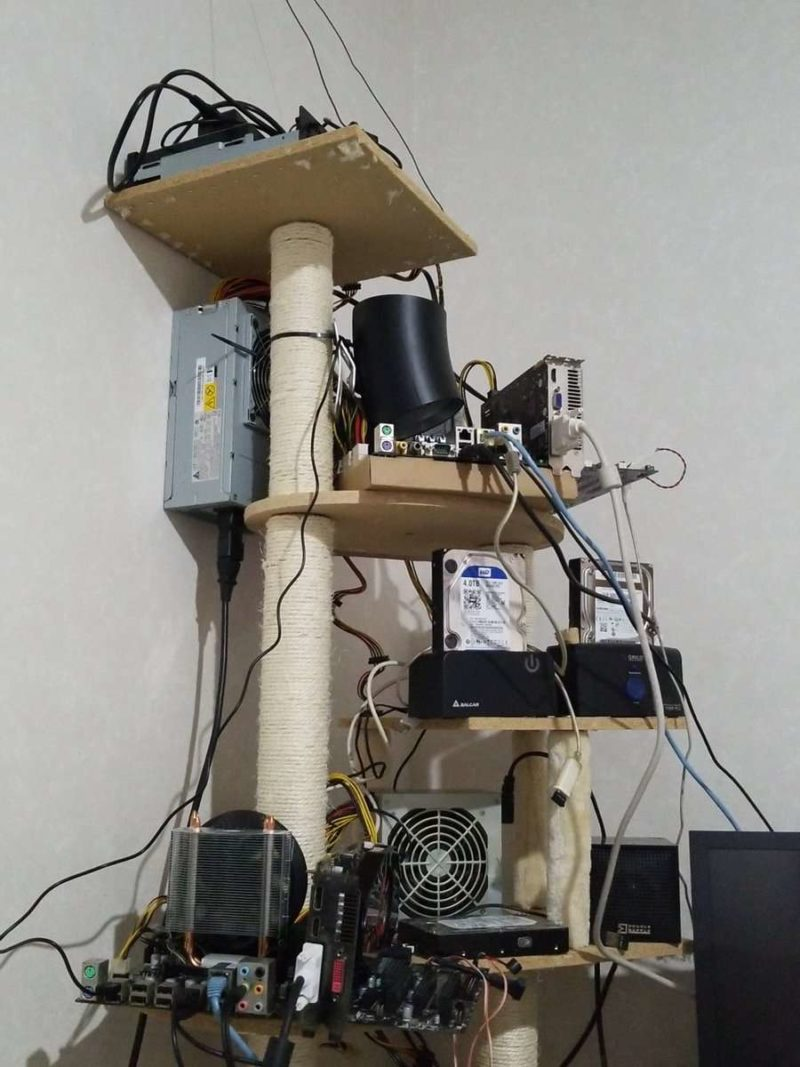 PC CAT Tower