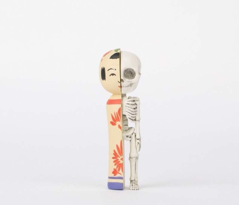 ตุ๊กตาโคเคชิ (Kokeshi)