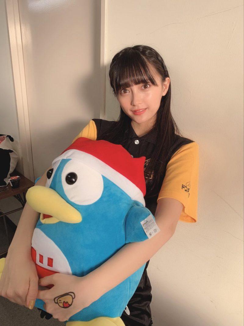 Koyama Rina ใส่ชุดดองกิ (DONKI)